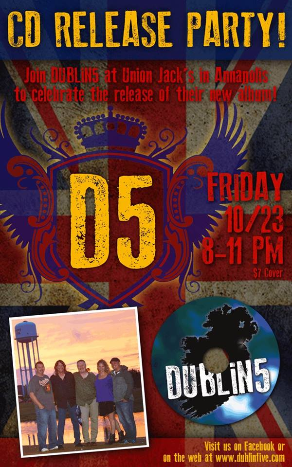 D5 CD Release Party